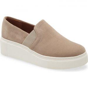 CASLON® Lindsie Platform Slip-On Sneaker